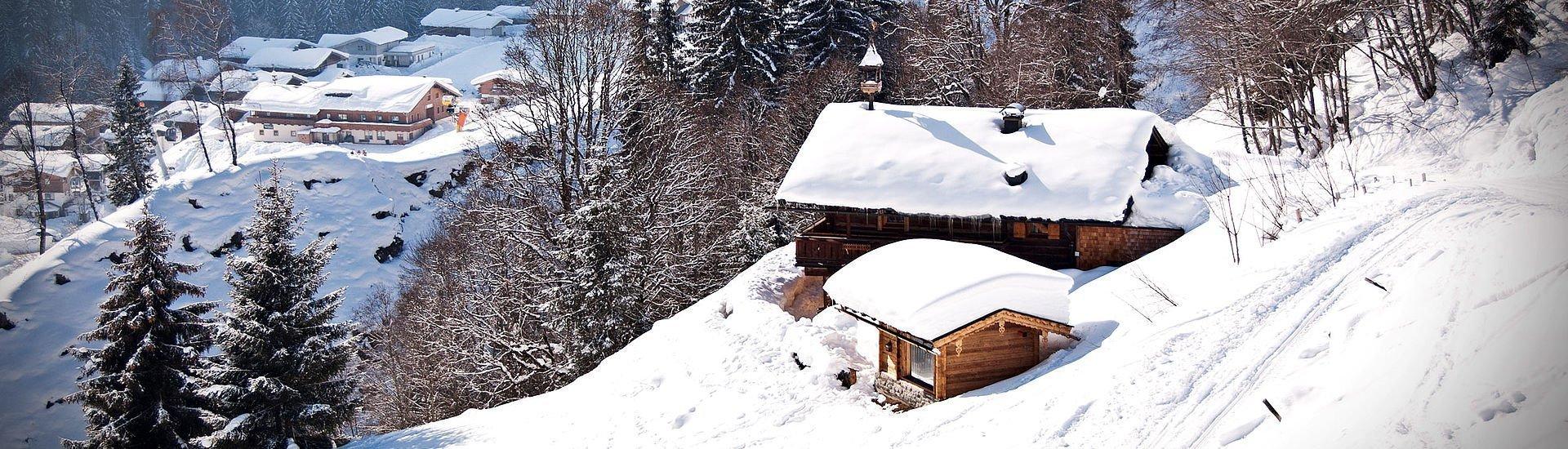 Hüttenurlaub im Winter | Saalbach Hinterglemm